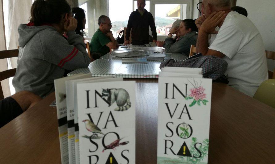 Relatorios da xornada de especies invasoras e participación social