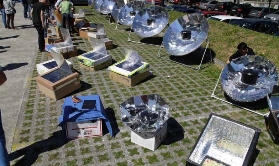Intrucións para fabricar un forno solar