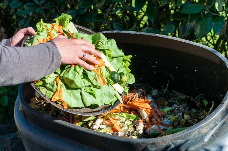 Vídeos titoriais para facer compostaxe caseira